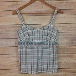Adorable sweetheart tank from the Loft